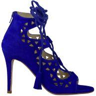 Blauwe Fashionchick Sandalen 6215
