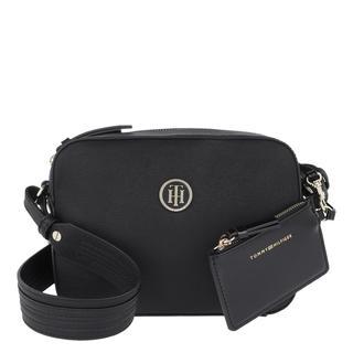 Schoudertassen - Signature Strap Camera Bag Black in zwart voor dames