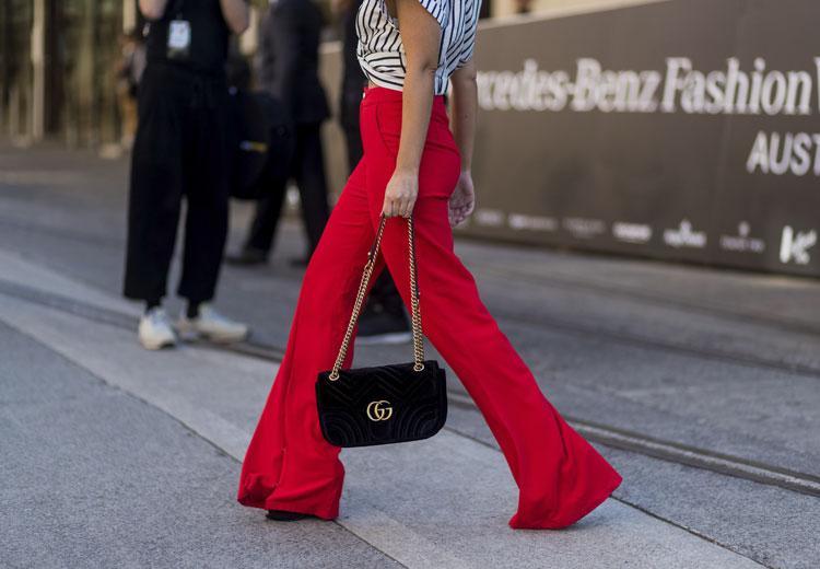 In deze broeken lijk je slanker