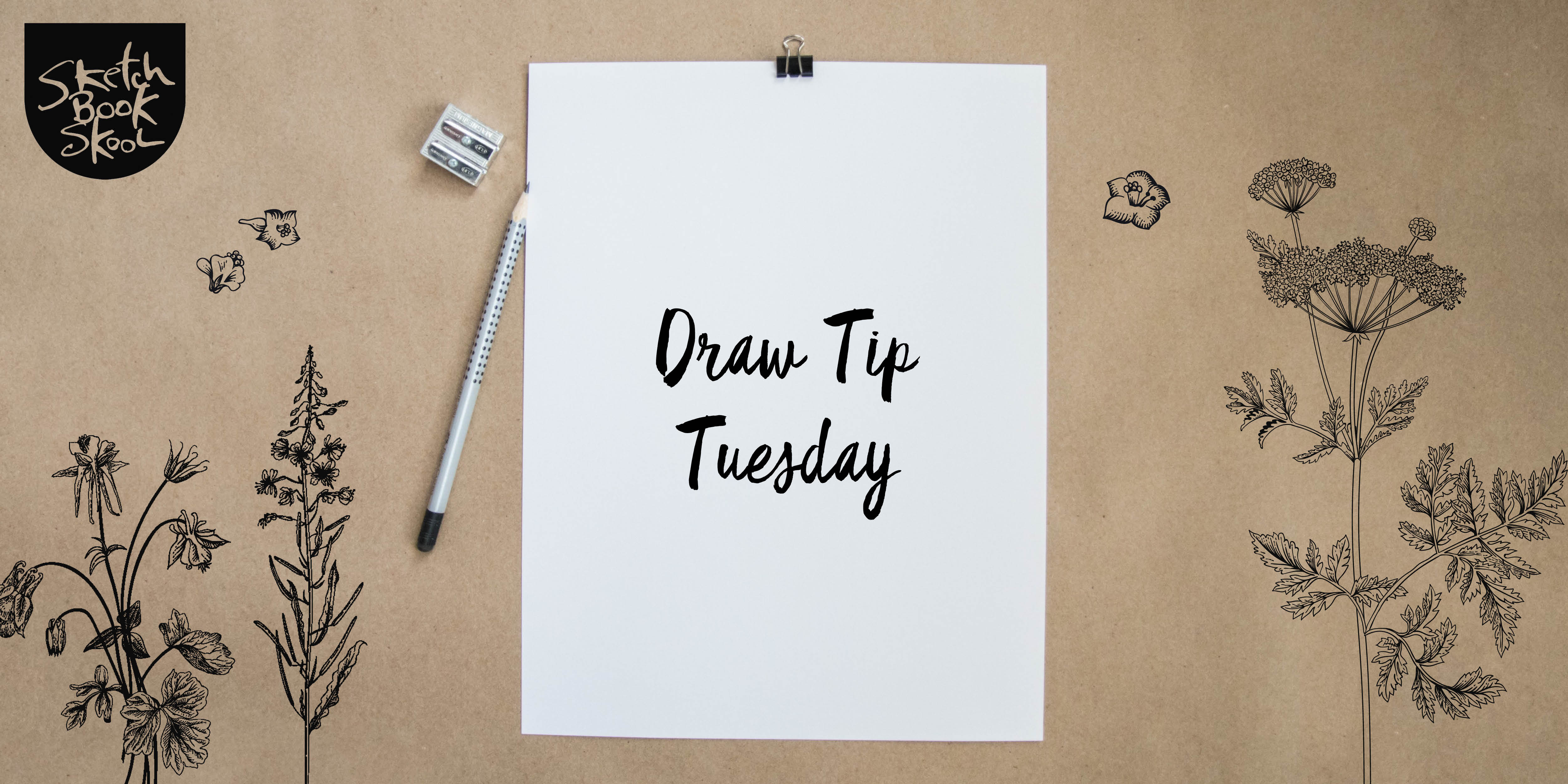 Draw Tip Tuesday