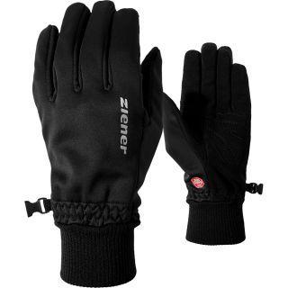 Soft Shell +gore-tex Handschoenen Zwart