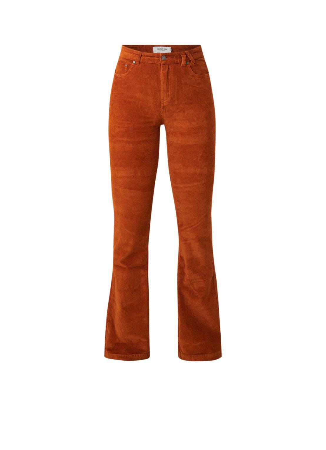 75200f549b4 Broek wijde pijpen online kopen | Fashionchick.nl | Flared broek