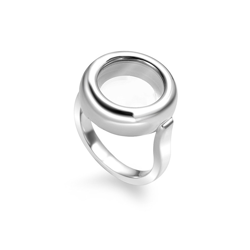 My Imenso Jiving ring zilver Outlet Exclusieve Lage Verzendkosten Online aIAb9