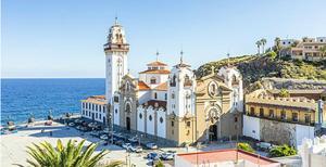 8 dagen naar subtropisch Tenerife