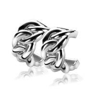 Zinzi zilveren oorsieraden gourmet ZIO1102