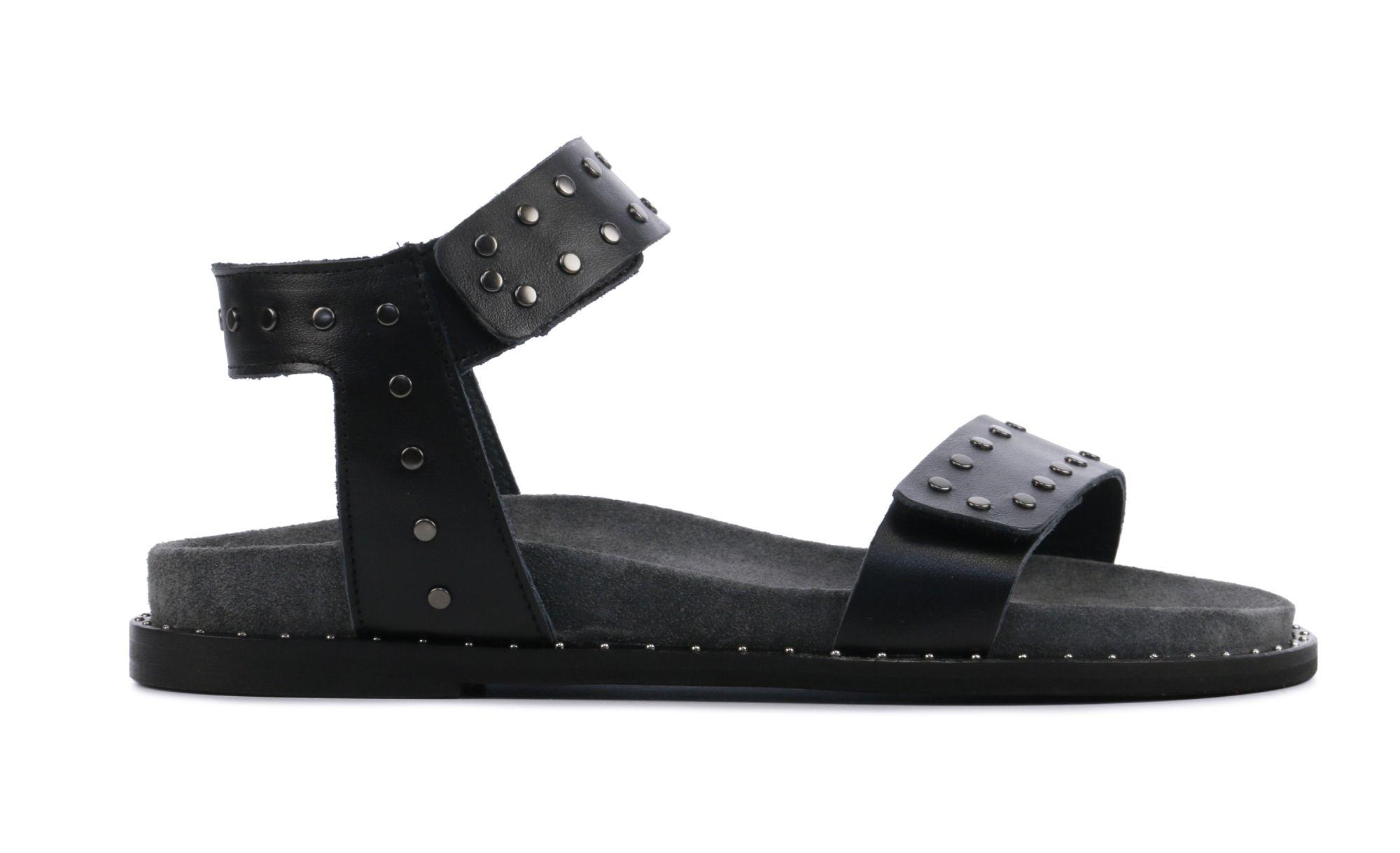 Damer Sandaler (svart) Kjøpe Billig God Selger Amazon Footaction H3lysKpzLn