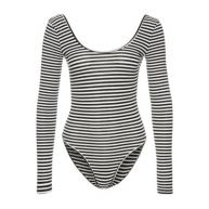 American Apparel Body natural black stripe
