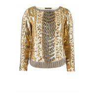 Antik Batik - Top Zizi | goud