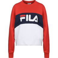 Fila Crew Leah W Sweater sweater rood wit rood wit