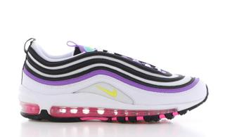 Air Max 97 Wit/Paars Dames