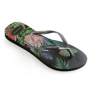 Slim Tropical slipper