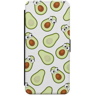 Samsung Galaxy S8 flipcase - Avocado