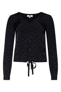 Dames stippendessin blouse