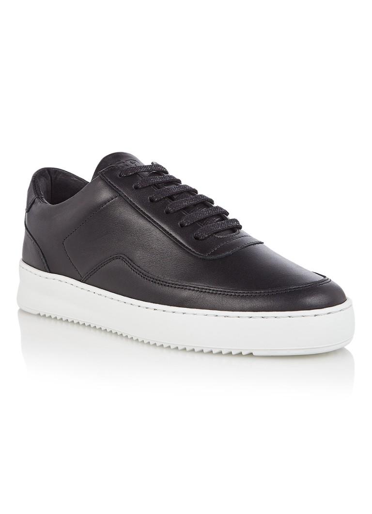 Low Mondo Ripple Nardo Sneaker Van Nappaleer DI5ZbGkO