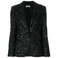 Zadig & Voltaire Virginie Sequins Deluxe blazer - Black