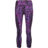 Nike Performance EPIC LUX Tights cosmic purple/reflective silver