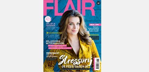 Miljuschka Witzenhausen nieuwe columnist Flair