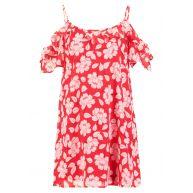 Abercrombie & Fitch Korte jurk red