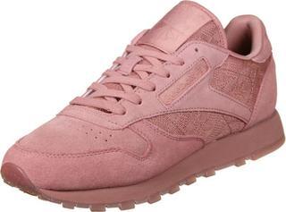 Classic Leather Lace W schoenen roze