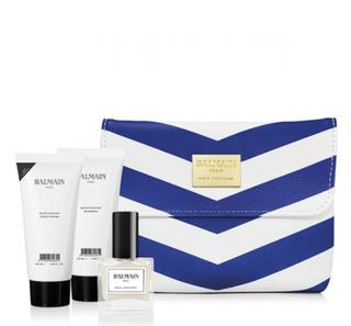Limited Edition blue/white Cosmetic Bag