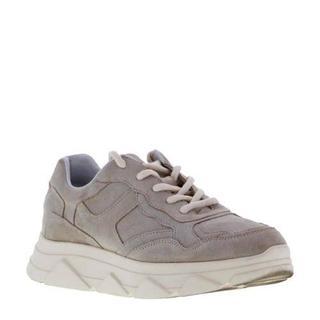 Kady Fat 10-G suède sneakers grijs