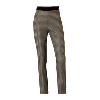 Party skinny fit broek met glitters