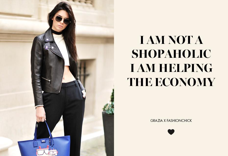 Grazia pop-up store