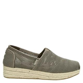 mocassins & loafers taupe