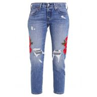 Levi's® 501 CROPPED TAPER Relaxed fit jeans custom blues