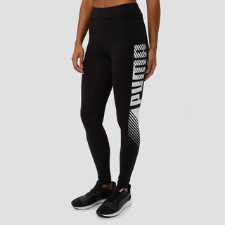 essentials graphic sporttight zwart dames