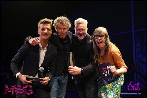Mediabrands en Sanoma winnen AMMA Award