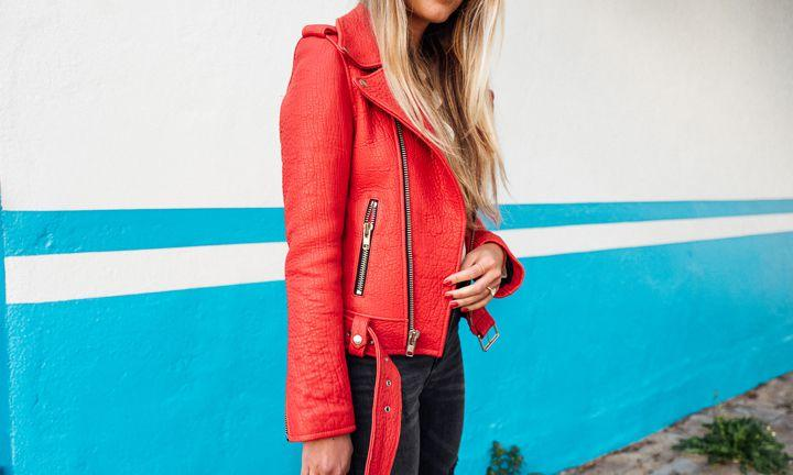 Red is always a good idea
