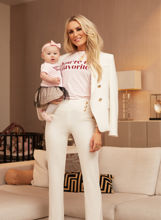 Giveaway: JV Mini Me T-shirt voor moeder en dochter