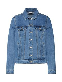 Tussenjas 'VIJULES WASHED DENIM JACKET'