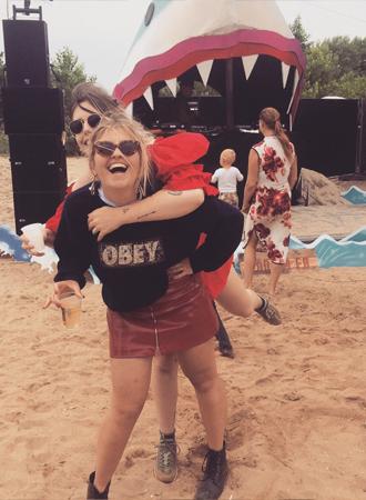 Diary: Van festival naar festival het land door en natuurlijk fashion week