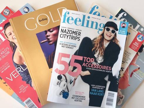 Praktische informatie ivm overname vrouwenmerken door Roularta Media Group