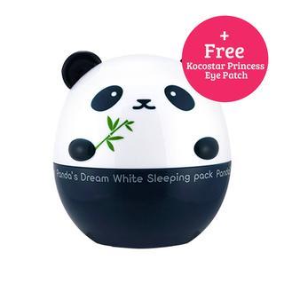 Panda`s Dream White Sleeping Pack