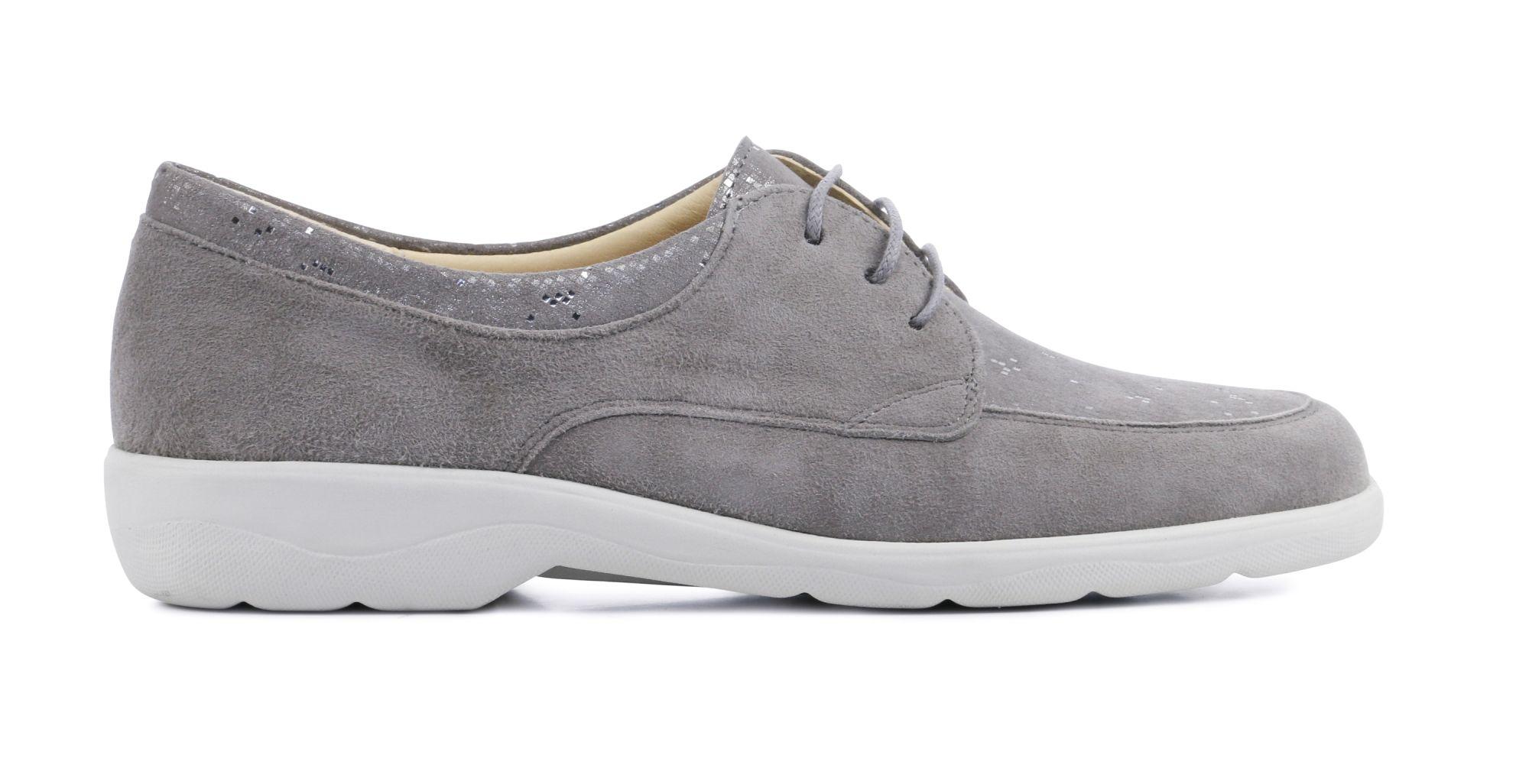 Top In Pizzo (grigio) 9q3RHbZu