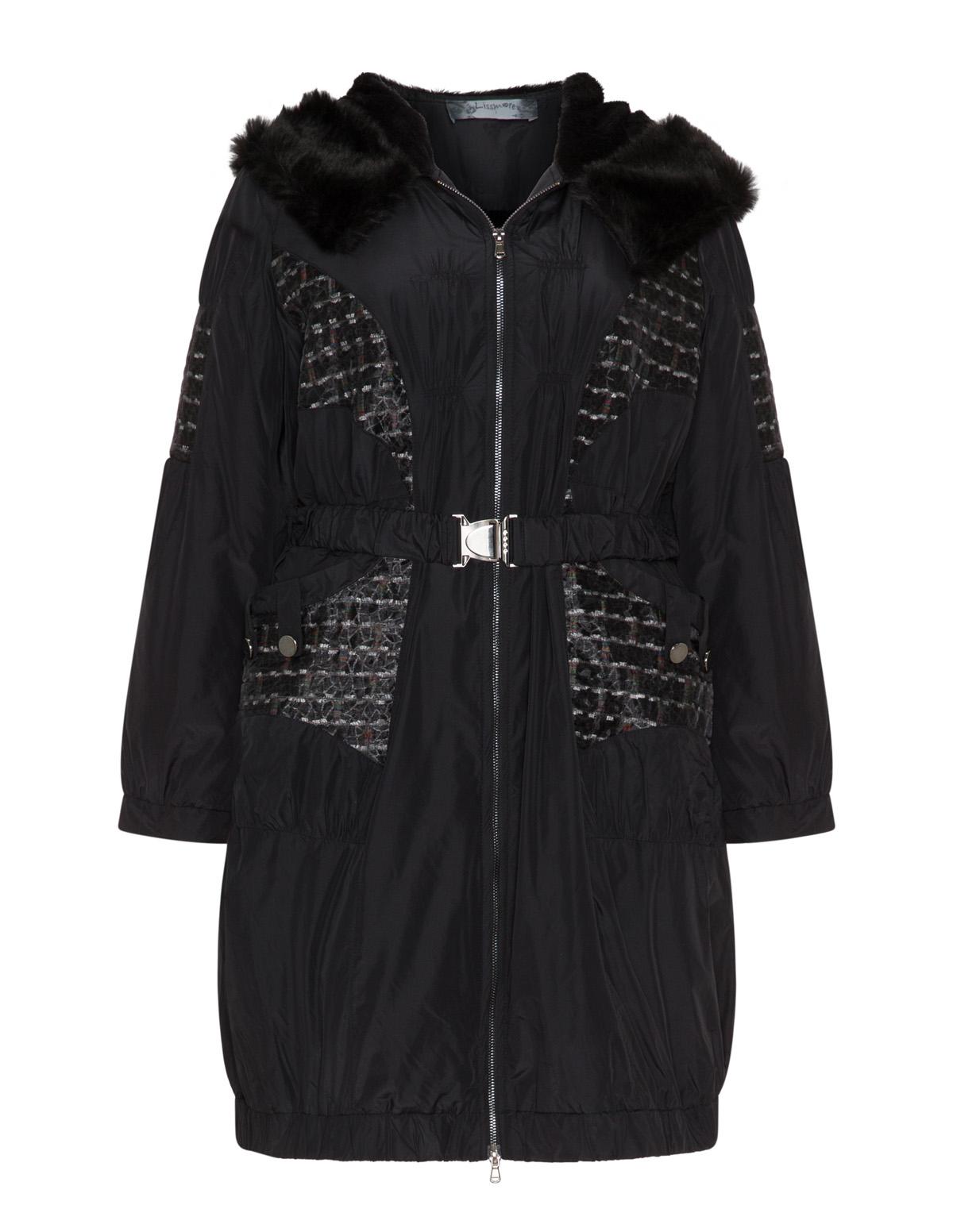 Lissmore Faux fur collar jacket Officiële Online Klaring Classic Goedkoop 2018 Daling Van De Scheepvaart T4fHqnrb3