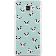 Samsung Galaxy A5 2016 hoesje - Panda's