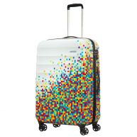 American Tourister Palm Valley Spinner 77 Pixel White