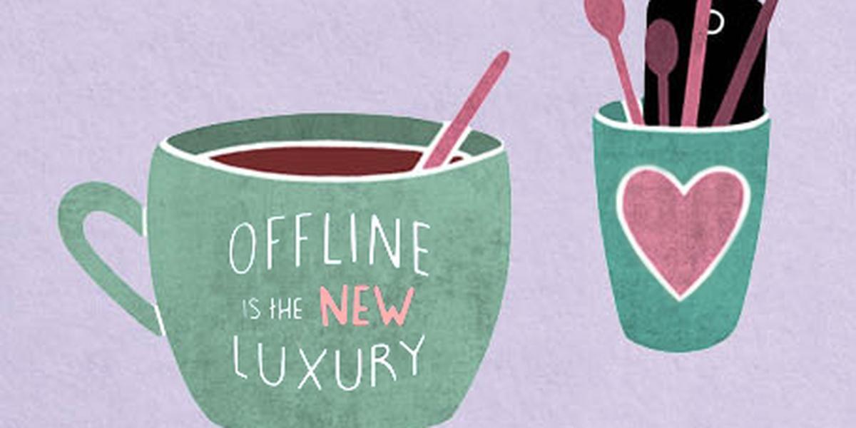 offline als luxe