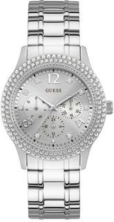 Watches - W1097L1 - Horloge - Vrouwen - RVS - Zilverkleurig - 40 mm