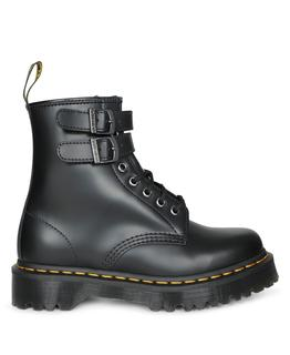 Veterboot Zwart 1460 ALT SMOOTH