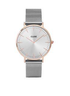 La Boheme horloge van messing CL18116