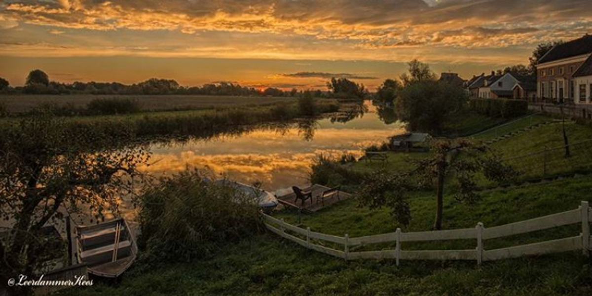 Wandelingen in Zuid-Holland