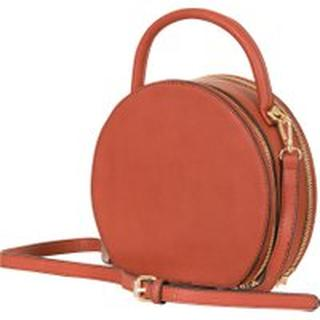 Round Bag cognac