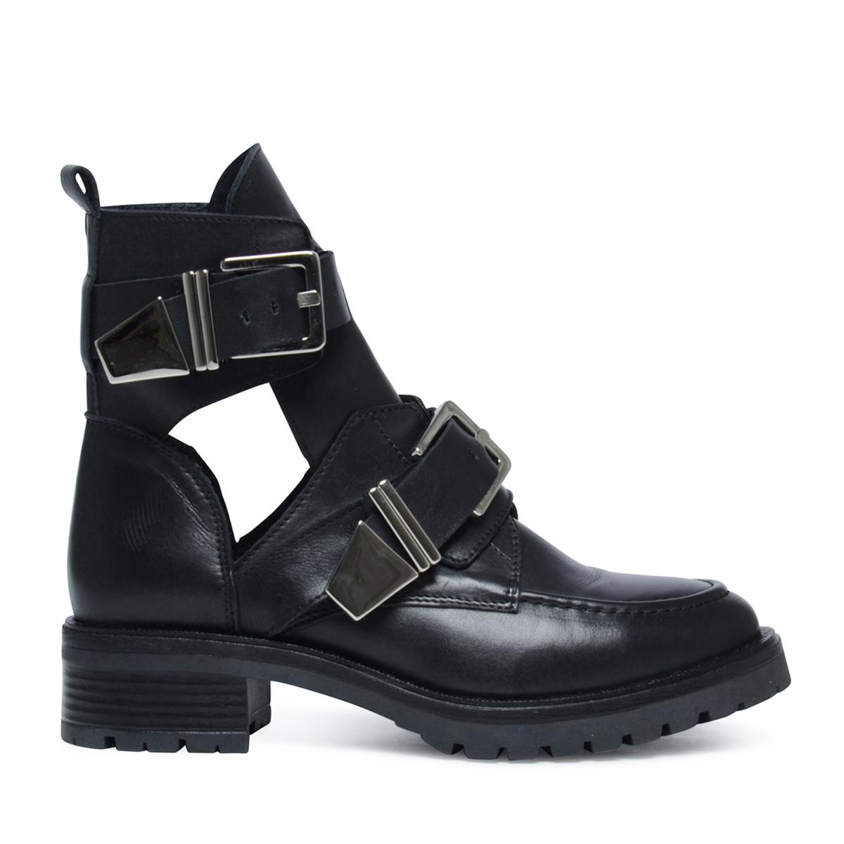 Cut out boots online kopen   Fashionchick.nl   Open enkellaarsje