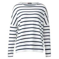 Oversized shirt Alice - Blauw