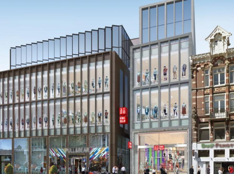 Uniqlo opent eerste winkel in Nederland